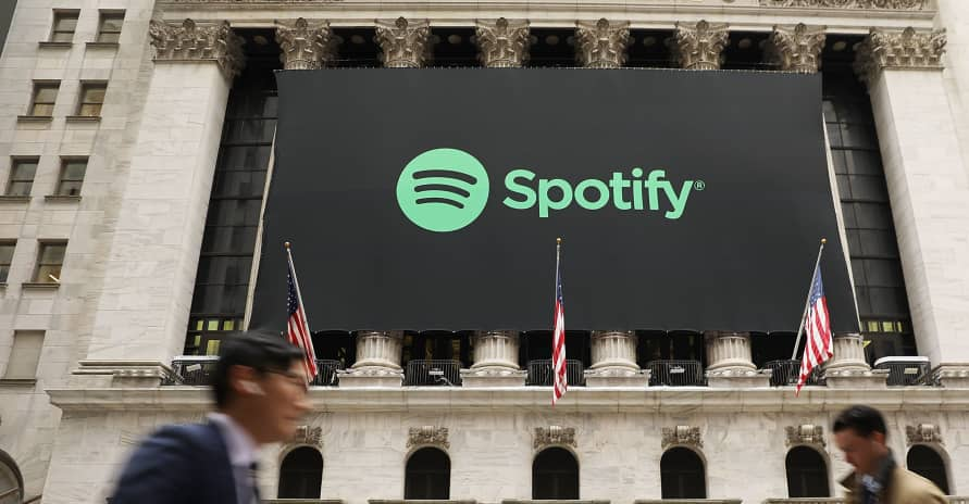 spotify and hulu to launch a combined monthly package the fader. Black Bedroom Furniture Sets. Home Design Ideas