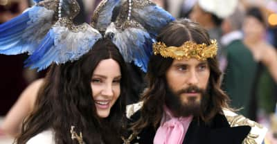 Lana Del Rey and Jared Leto will appear in new Gucci campaign