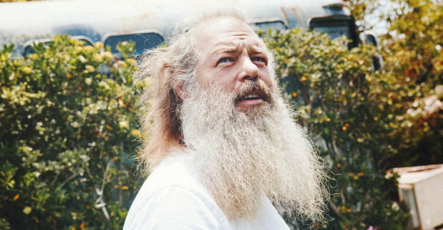 A Conversation With Rick Rubin, Music's Greatest Vibes Manager