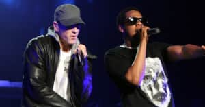 JAY-Z and Eminem are reportedly suing the Weinstein Company