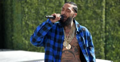Chance the Rapper, Drake, Rihanna, Lebron James and more mourn Nipsey Hussle