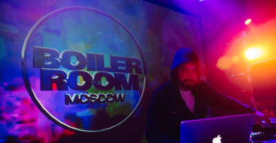 Watch The Entirety Of Clams Casino's Debut Boiler Room Set