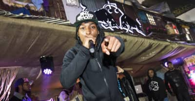 JME Will Play Himself In A New Movie About A Vegan Utopia