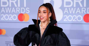 FKA twigs recorded a new album with El Guincho in quarantine