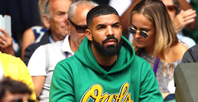 Drake has revealed new merch