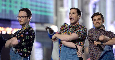 The Lonely Island are still geniuses, but that's all we can tell you