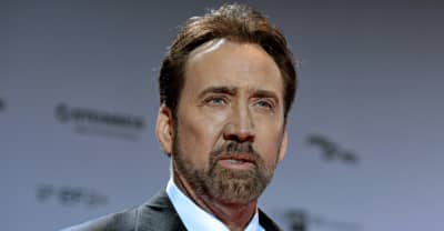 Nicolas Cage talks getting hypnotized by his cobras, tripping with his cat, and being more interesting than his therapist