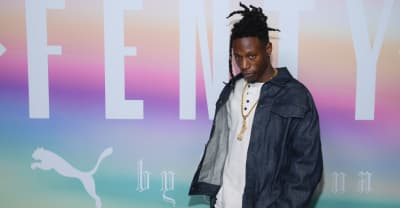 """Joey Bada$$ shares """"King to a God,"""" featuring Dessy Hinds"""