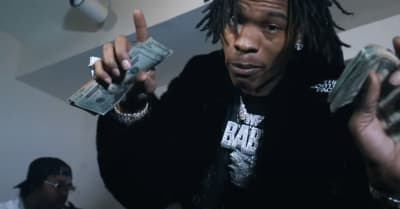 "Lil Baby shares new song/video ""Real As It Gets"""
