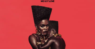 "Teyana Taylor shares Kanye West-produced ""We Got Love"""