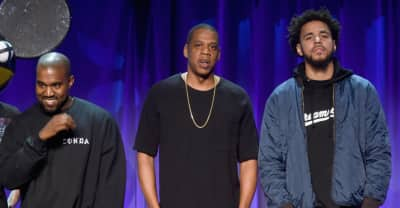 People Are Saying That J. Cole Dissed Kanye West On His New Track