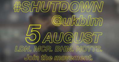 Black Lives Matter U.K. Announces #Shutdown Rallies