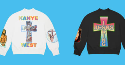 Kanye West reveals latest line of Jesus Is King merch