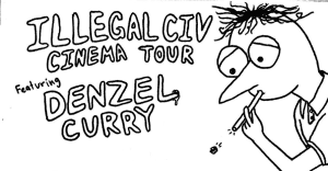 Illegal Civilization Announce Cinema Tour With Denzel Curry, Trash Talk, And More