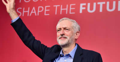 Labour Leader Jeremy Corbyn Is Considering Maximum Wage Laws