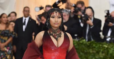 Nicki Minaj paid tribute to Aretha Franklin on Queen radio episode 3