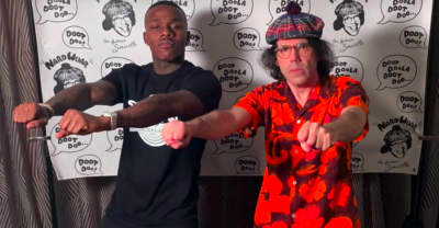 Watch Nardwuar's interview with DaBaby
