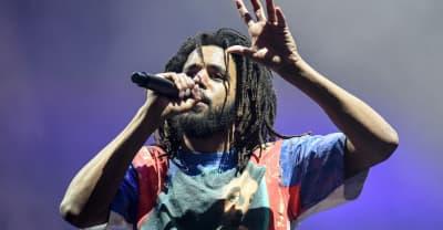 J. Cole drops Dreamville doc REVENGE