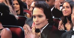 It looks like Donald Glover showed up to the Emmy Awards as Teddy Perkins