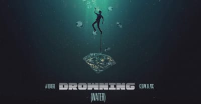 "A Boogie Wit Da Hoodie And Kodak Black Celebrate Their Chains On ""Drowning (Water)"""