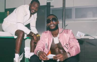 "Watch Gucci Mane and Meek Mill's new ""Backwards"" video"