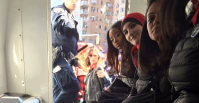 Linda Sarsour And Other Activists Arrested At #DayWithoutAWoman Protest In New York City