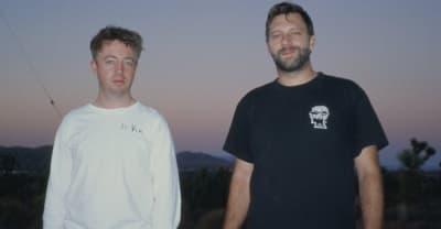"Mount Kimbie share new songs ""Black Stone / Blue Liquid"""