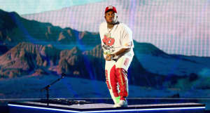 "Travis Scott and YG link up for DJ Mustard's ""Dangerous World"""