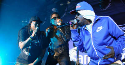 A Tribe Called Quest's Final Album Will Feature André 3000, Kendrick Lamar, And Elton John