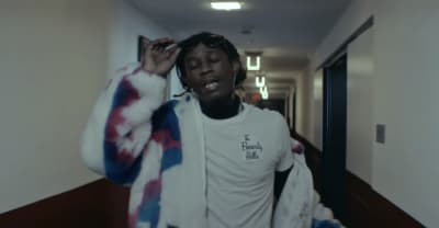 "Young Thug shares ""The London"" video featuring J. Cole and Travis Scott"