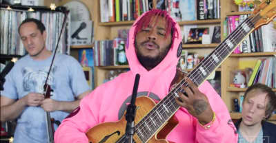 Watch Thundercat's mesmeric Tiny Desk Concert performance