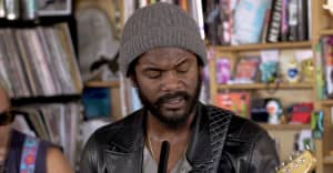 Watch Gary Clark Jr's Tiny Desk Concert