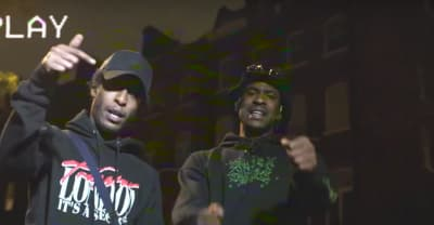 "Skepta And Section Boyz Connect For ""The Worst"""
