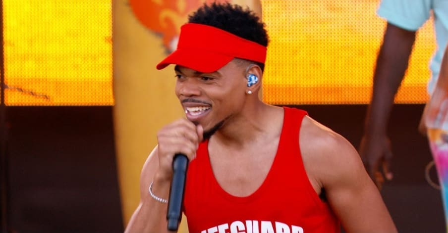 Watch Chance The Rapper perform with En Vogue, discuss his budding comedy career on Kimmel