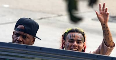 A complete timeline of 6ix9ine's legal issues