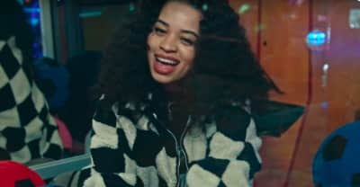 "Ella Mai's ""Boo'd Up"" is the #1 song on YouTube's U.S. Top Songs chart"