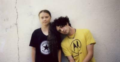 The 1975 enlist climate change activist Greta Thunberg on new album opener