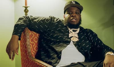Maxo Kream announces release date for new album Weight Of The World