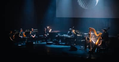 """Actress And The London Contemporary Orchestra Announce New Album, Share """"Audio Track 5"""""""