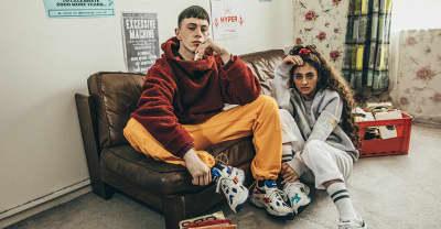 The ultimate dad sneaker is back with Reebok's Aztrek
