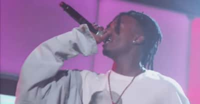 "Watch Playboi Carti Bring ""Magnolia"" To Jimmy Kimmel Live!"