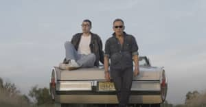 "Bleachers and Bruce Springsteen team up for ""chinatown"""