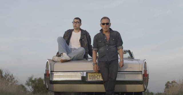 """Bleachers and Bruce Springsteen team up for """"chinatown"""" 1"""