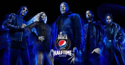Kendrick Lamar, Dr. Dre, Eminem confirmed for 2022 Super Bowl Halftime Show