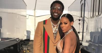 Gucci Mane And Keyshia Ka'oir Were Living Their Best Lives At The VMAs