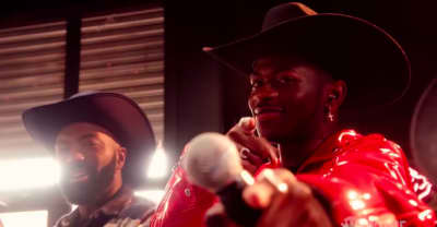 Lil Nas X brings the yeehaw agenda to Desus and Mero