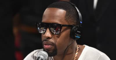 Safaree claims Nicki Minaj once cut him with a knife