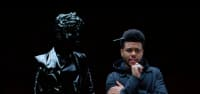 """Watch Gesaffelstein and The Weeknd's """"Lost In The Fire"""" video"""