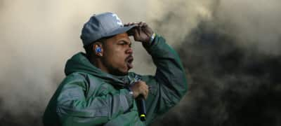Chance the Rapper pulls out of this weekend's FORM Arcosanti Festival