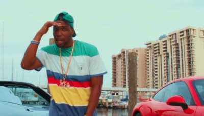 "Curren$y and Harry Fraud share video for ""Radar Tower"""